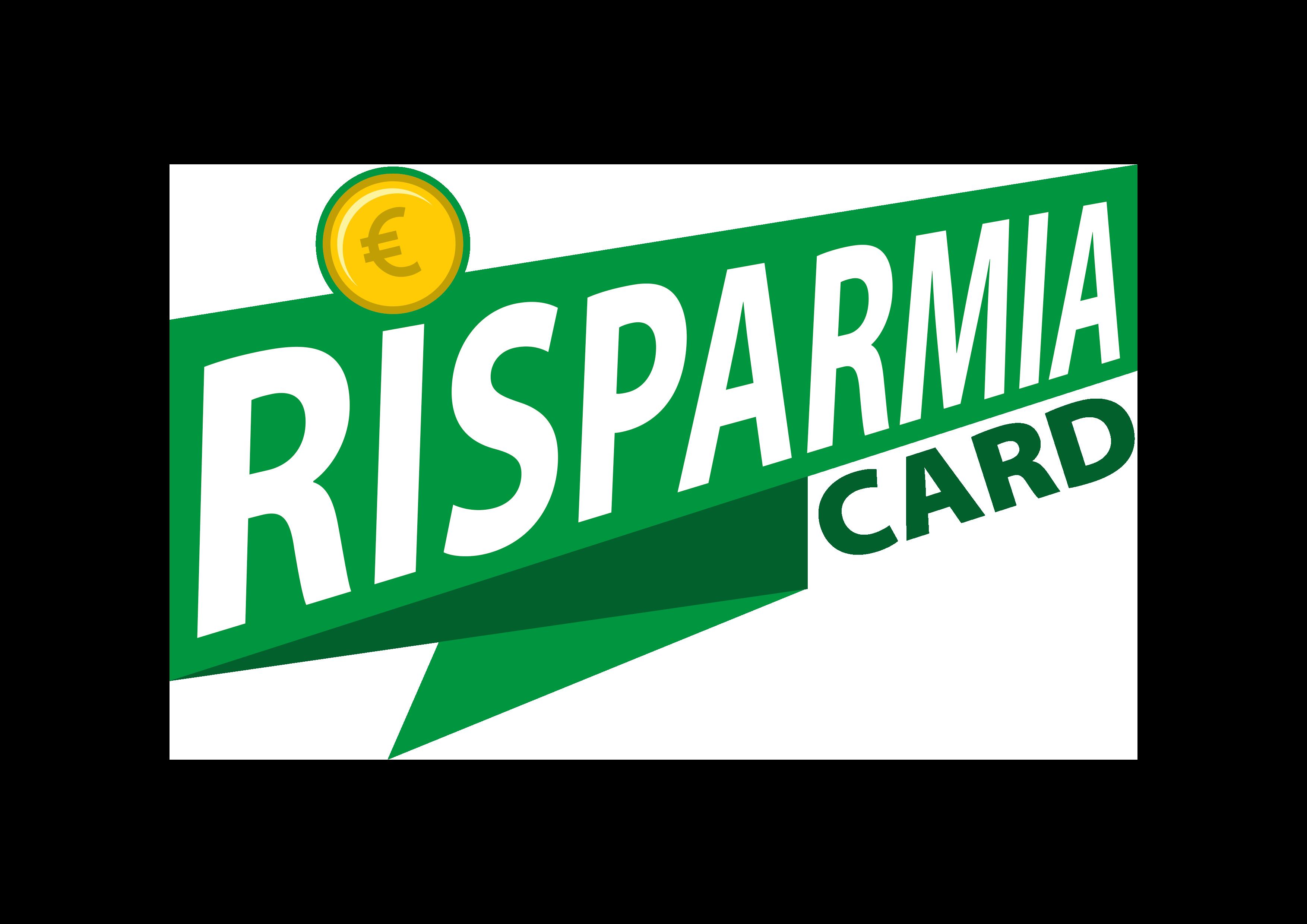 Risparmia Card Logo